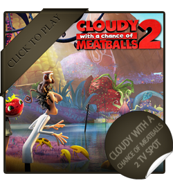 Cloudy With a Chance of Meatballs Two